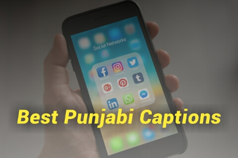 Best Punjabi Captions in English