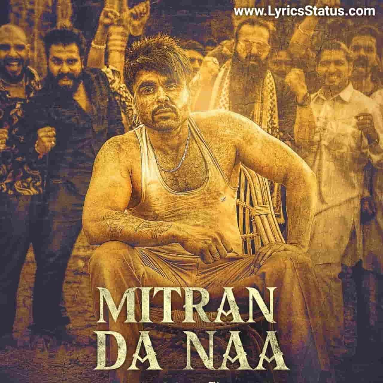 Tu Mitran Da Naa Le Balliye Ninja Lyrics Status Download Sara khadju jamana khunje lagg ke New punjabi song Mitran Da Naa Ninja Status video