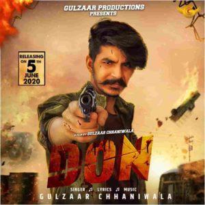 Don Gulzaar Chhaniwala Lyrics Status Download Haryanvi Song Jis don ke gelya ghumme tu Uss te marwa dyange Re na tu chhed desiyan ne video