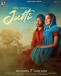 Jutti Himmat Sandhu Lyrics Status Download Punjabi Song Ho saddi gali ghatt langhdi Jutti kaddwi nawaban di Jinna kar udd'de rahe Yaari maar gayi janaban di
