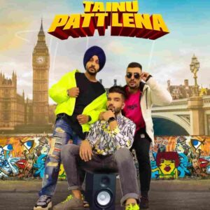 Tainu Patt Lena The Landers Lyrics Status Download Punjabi Song Ni Tainu Patt lena Laa shartan mutiyaare whatsapp status video Black Background