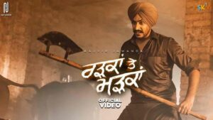 Rajvir Jawanda Radkan Te Madkan Lyrics Status Download Punjabi Song Radkan Te Madkan Balliye Bhannan Lai Jame Aan WhatsApp status video Black