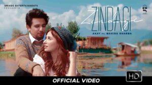 Akay Zindagi Lyrics Status Download Punjabi Song Ve tu meri zindagi sohneya Te mainu meri zindagi naal pyaar ae WhatsApp status video.