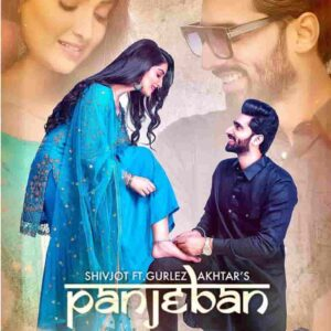 Gurlej Akhtar Panjeban Shivjot Lyrics Status Download Punjabi Song mittran di gali vicho sohniye Tu langhdi panjeba chhanka ke whatsapp video.
