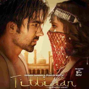 Afsana Khan Titliaan Harrdy Sandhu Jaani Lyrics Status Download Punjabi Song Kade es full te kde os phull te Yaar mera titliyan warga WhatsApp
