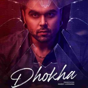 Ninja Dhokha Lyrics Status Download Punjabi Song Tu dhokha devenga Kehda muh te likheya si WhatsApp status video download black background.