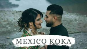 Karan Aujla Koka Mexico Challiye Lyrics Status Download Song Pa le koka ni balliye Aa ja Mexico challiye Aaja Mexico challiye WhatsApp video.