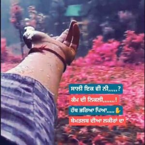 Bematlab Diya Lakeeran Sad Punjabi Status Download Sali ik vi ni kmm di nikkli hath bharya peya be matlab diyan lakiran naal WhatsApp video.