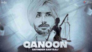 Satinder Sartaaj Qanoon Lyrics Status Download Hindi Song Meri Ek Gujarish Hai Kanoon Banane Walon Se Ab Tak Mudde Bigde He Hai WhatsApp video