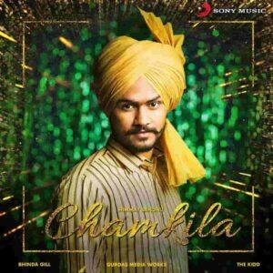Himmat Sandhu Chamkila Lyrics Status Download Punjabi Song