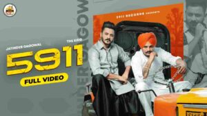 Sidhu Moose Wala 5911 Jatinder Gagowal Lyrics Status Download Punjabi Song Jatt 5911 te jhota ni Mode na mud de WhatsApp status video black