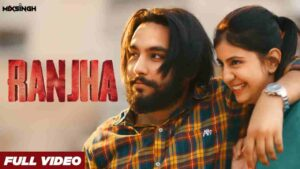 Simar Doraha Ranjha Lyrics Status Download Punjabi Song Mera ranjha palle de vich pa de maye mai kuj hor na manga WhatsApp status video black