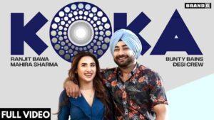 Ranjit Bawa Koka Lyrics Status Download Punjabi Song