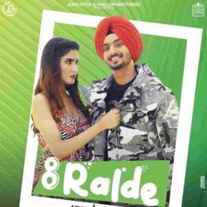 Nirvair Pannu 8 Ralde Lyrics Status Download Punjabi Song Gun jatt naal rala lyi jdo marji ni tere mere 8 ralde WhatsApp status video black