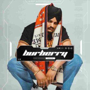 Sidhu Moose Wala Burberry Lyrics Status Download MooseTape
